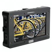 BON FM-055F KIT 3G-SDI/HDMI FULL HD ON-CAMERA MONITOR DELUXE KIT CON SOFT CASE, BATTERY, AND CHARGER